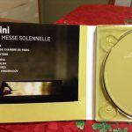 CD: Rossini Petite messe solennelle