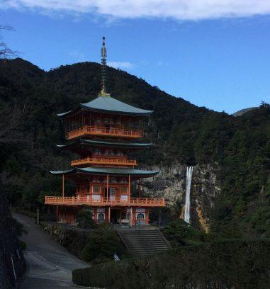 涼を求めて滝巡り(日本三大瀑布)