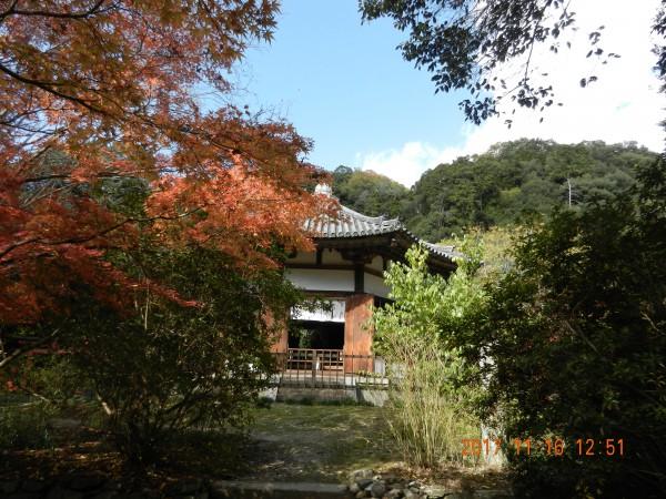 171116 栄山寺と正暦寺