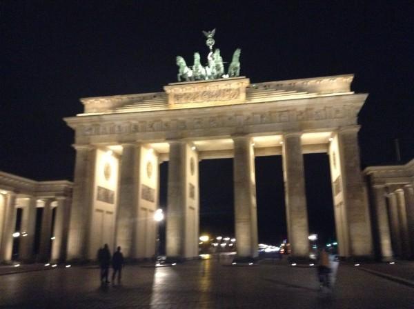 180124 第二日 長い長いベルリンへの旅・・そして友人との再会😭