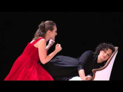 オペラマラソン6日目:170309 Ariadne auf Naxos @ Schiller Theater, Berlin