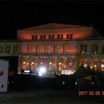 オペラマラソン2日目・魔弾の射手(プレミエ)@ライプツィヒオペラ